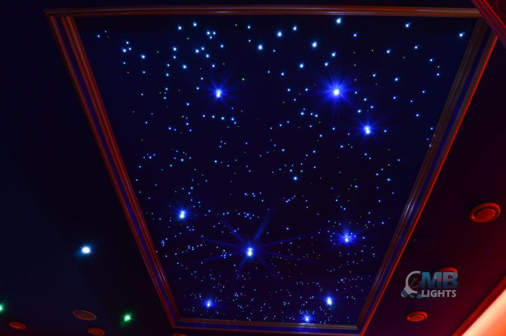 Montáž hviezdneho neba 4