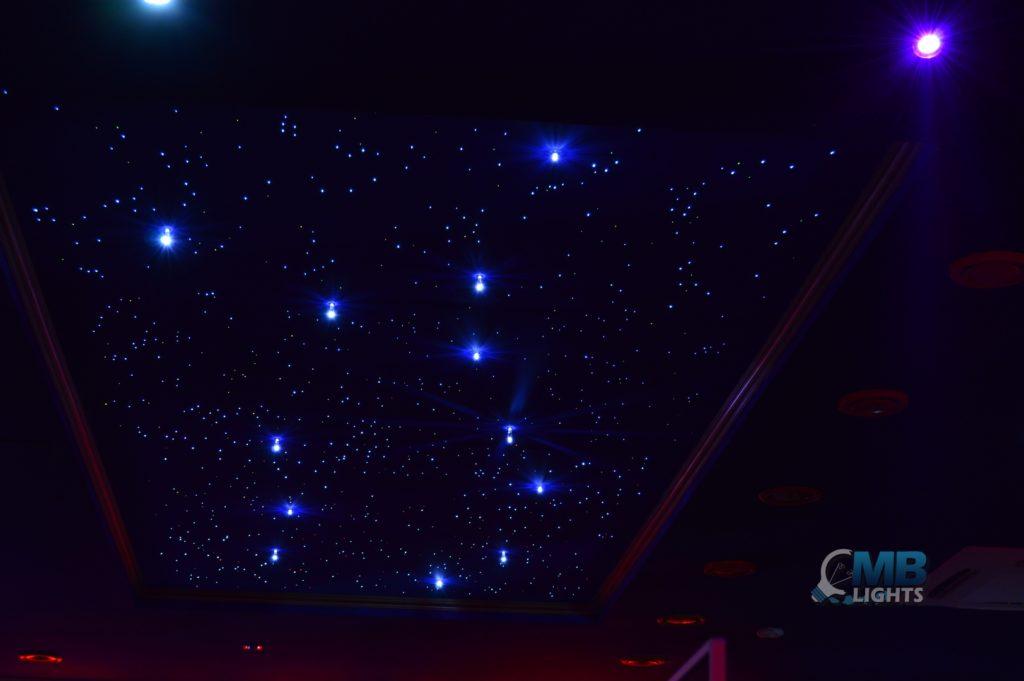 Montáž hviezdneho neba 6