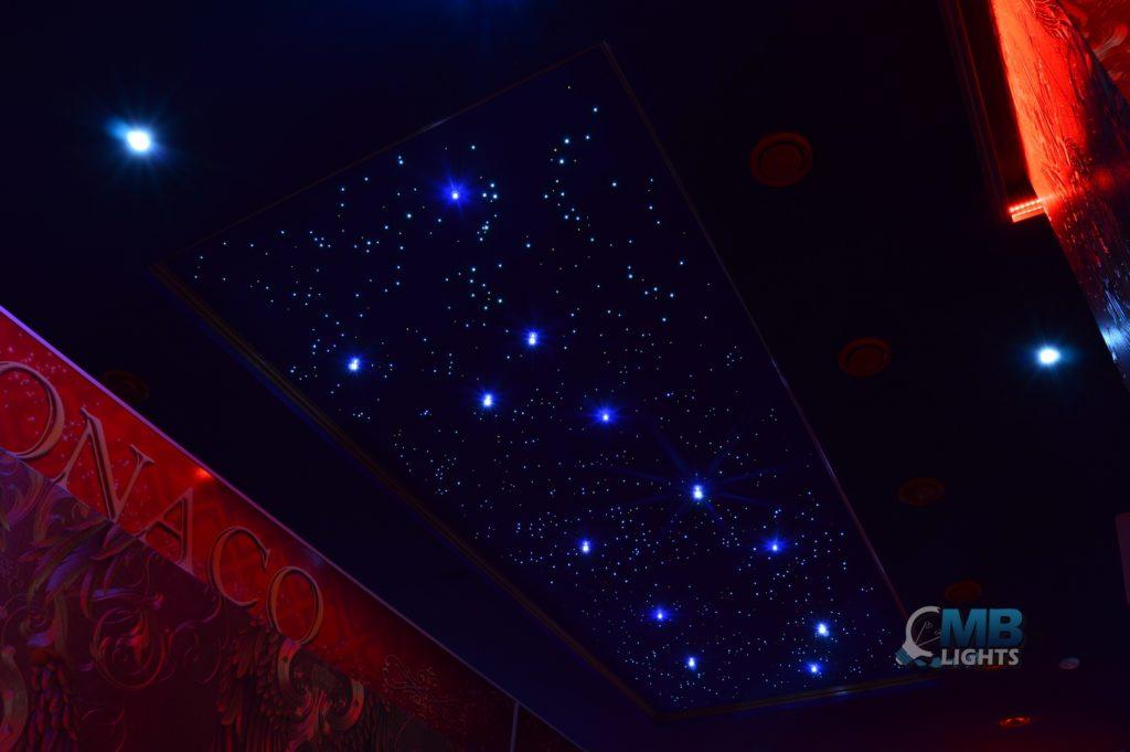 Montáž hviezdneho neba 8