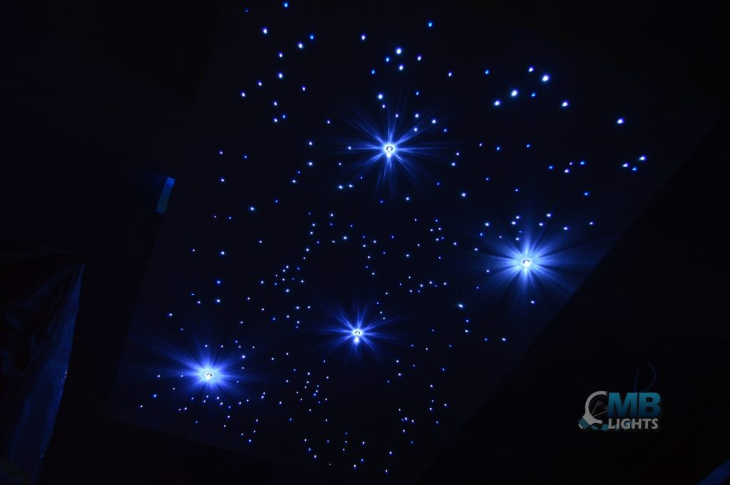 Fiber optic star
